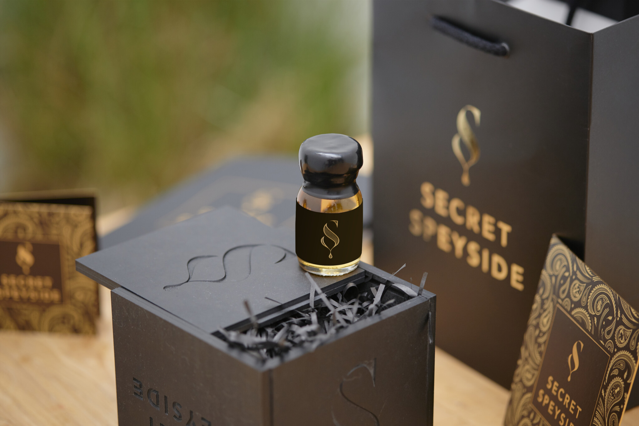 Secret Speyside launch event. image